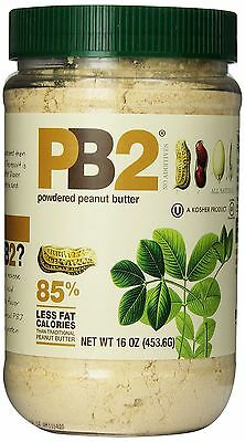 PB2 Powdered Peanut Butter 454 Gram FREE SHIPPING (BRAND NEW)