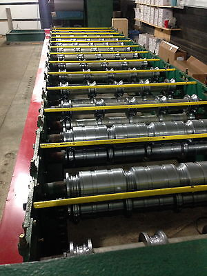 Steel Roofing & Siding Roll Forming Business