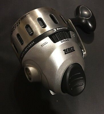 Zebco 888 Spincast Reel 888H-GWH5 Brand New Never Used