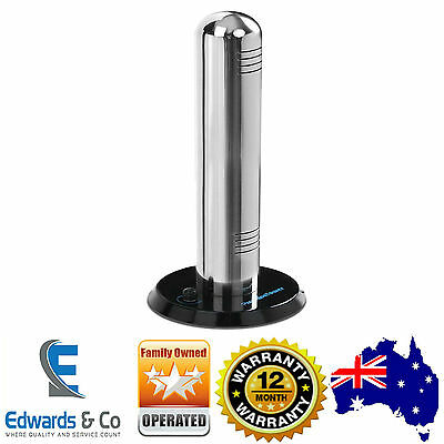 Portable Home Ionic Air Purifier Office Fresh Filter Tower Clean Room Plasma New