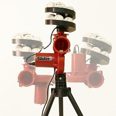 Slider Cricket Bowling Machine (13 Balls Included)