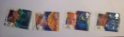 Qe11 1994 Fine Used Europa Medical Discoveries Set