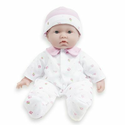 JC Toys La Baby 11-Inch Washable Soft Body Play Doll for Children 2 Years Or