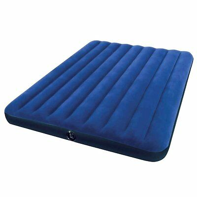 Intex Classic Downy Airbed, Queen FREE SHIPPING (BRAND NEW)
