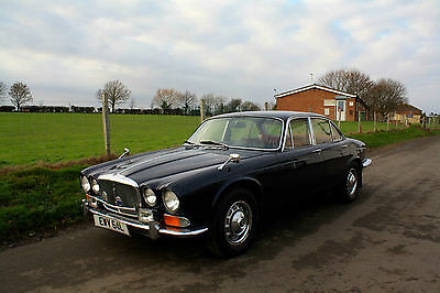 Daimler Double Six Auto, 1972.   SWB Series 1.  56,000 miles from new.