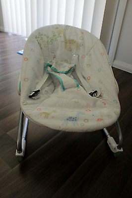 Bright Stars Baby Rocker and Bouncer