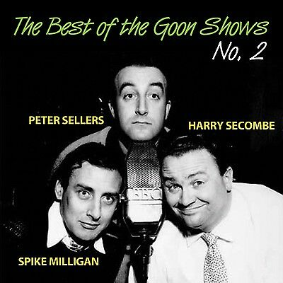 The Goons - The Best Of The Goon Shows Vol. 2 CD