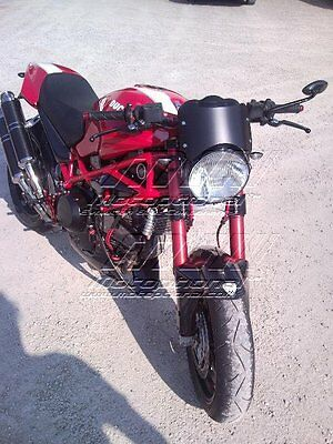 Cupolino Cafe Racer Ducati Monster fino a 08