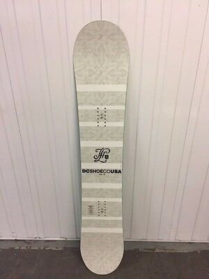 dc shoes snowboard hkd 156  lauri  brand new free postage uk