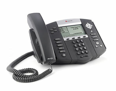 Polycom SoundPoint IP 550 Phone - A Grade Refurbished - IP550