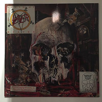 SLAYER  South Of Heaven LP, Vinyl , Collectors Edition mit Poster