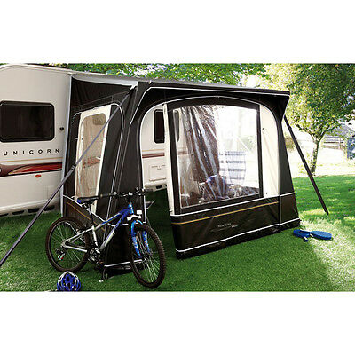 Outdoor Revolution New York traditional caravan porch awning STEEL FRAME