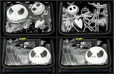 Lot 12Pcs The nightmare before Christmas Children's Cartoon Purses Wallets bags