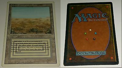 Magic the gathering - Scrubland - Dual land - Revised