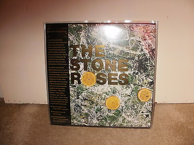 Stone Roses Limited 3415/5000 Double Lp On Lemon Vinyl