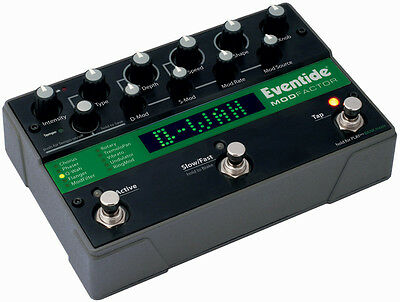 Eventide Modfactor Modulation Effects Pedal (NEW)
