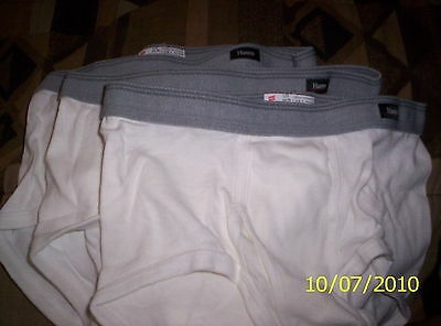 Vintage boys brief from Hanes Classics Size L 14-16 3 pair