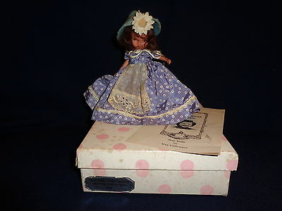 Nancy Ann Bisque Storybook Doll #152 Mary Had A Little Lamb Fairyland Series