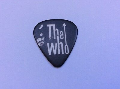 The Who - Olympics London 2012 - Guitar Plectrum -Pick - Collectible Rare