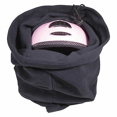 Ski/Snowboard Protective Fleece HELMET BAG Fits Bike Cycle Riding Helmets Too