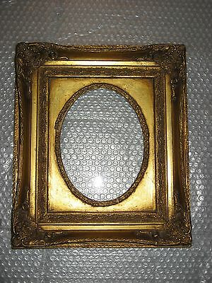 Vintage Wood Photo / Picture Frame *Imperfect*
