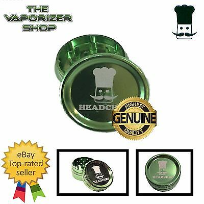 Green Head Chef Top Quality Alloy Alluminium Magnetic Grinder 30mm 2 Piece