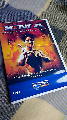 XMA Extreme Martial Arts DVD USED