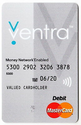 Fahrkarte Metro U-Bahn Bus Tram Train CHICAGO USA Debit Card Valued CARDHOLDER
