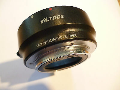 Viltrox EF-NEX AF Mount Adapter For Sony E-Mount Series to Canon