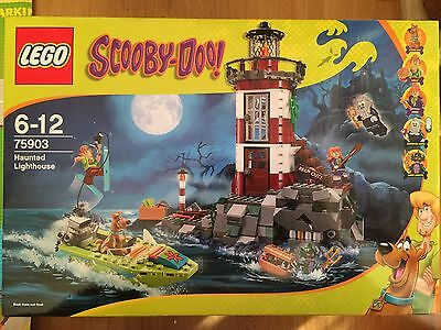 Lego 75903 Scooby Doo Haunted Lighthouse - New and Sealed