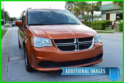 2011 Dodge Grand Caravan MAINSTREET STOW & GO MINIVAN - FREE SHIPPING SALE! Grand Caravan Mini Van toyota sienna honda odyssey chrysler town and country