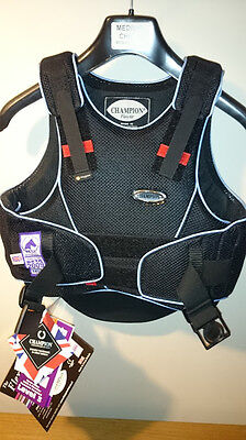 Children Champion Flexair Horse Riding Body Protector