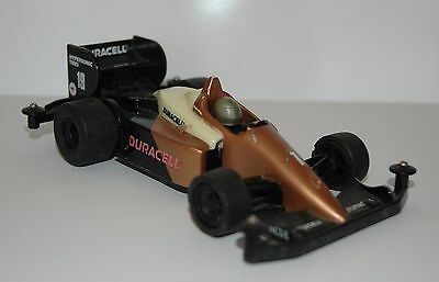 Vintage Duracell Toy Racing Car - Battery operated