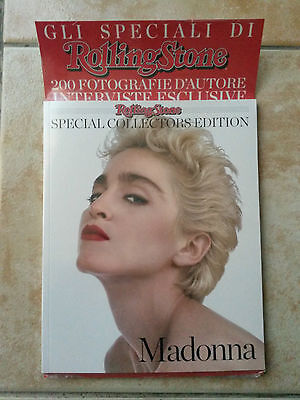 Madonna - Rolling Stone  Prima Stampa Special  Edition Italy