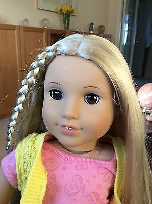 Beautiful American Girl Doll Goty Julie Ready To Play