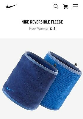Nike Reversible Fleece Snood-BRAND NEW IN COVER-RRP £13