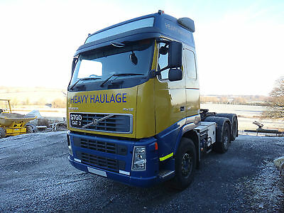 Volvo FH12 460 6X2 Rear Lift 80 Ton Tractor Unit