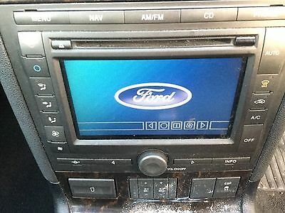 ford mondeo 03-07 touch screen sat nav /cd player