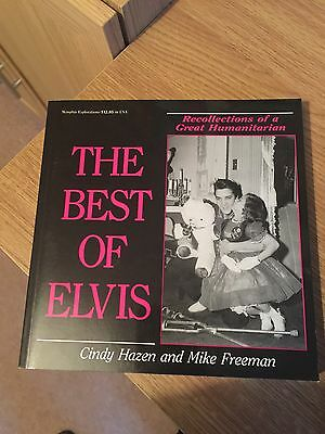 The Best Of Elvis. Recollection Of A Great Humanitarian.