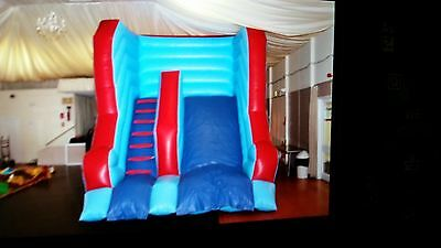 Garden Slide Bouncy Castle inflatable