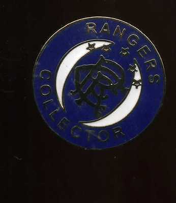 Glasgow Rangers Gers collector Supporters club pin Badge