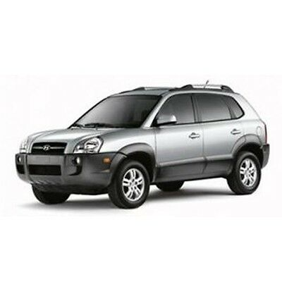 Hyundai Tucson 2004-2009 Workshop Service Repair Manual