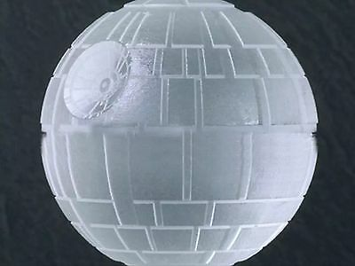 Official Star Wars Death Star Round Ice Cube Mold Silicon Party Supply Gift