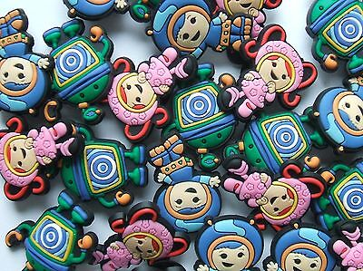 SHOE CHARMS (M5) - inspired by UMIZOOMI