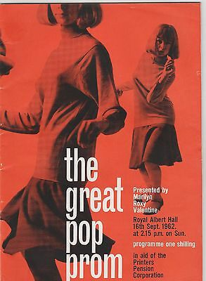 The Great Pop Prom  Commercial Radio (London)  programme