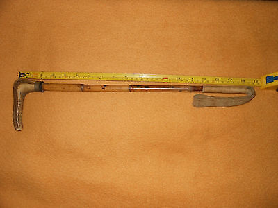 Hunting Crop With Horn Handle Horse Pony Hunt Riding Whip