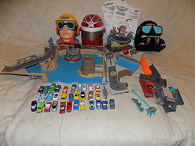 Job Lot Micro Machines Playsets/Heads (INCOMPLETE)