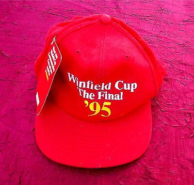 Australian Rugby League Winfield Cup Grand Final '95 Vintage Cap Limited Rare