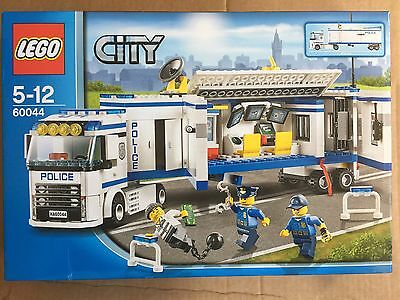 LEGO City - 60044 Mobile Police Unit - Brand New & Sealed