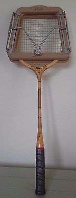 lovely vintage Slazenger wooden tennis/badminton racket, antique, tennis